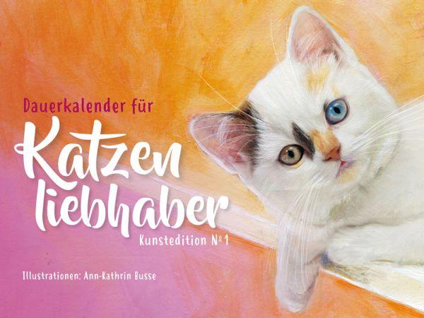 Dauerkalender für Katzenliebhaber, Kunstedition №1