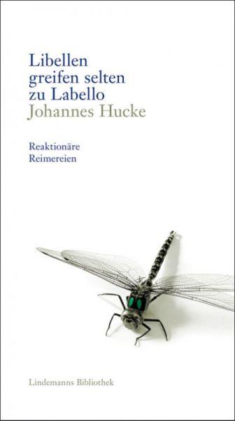 Libellen greifen selten zu Labello